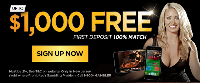 Golde Nugget Casino Bonus