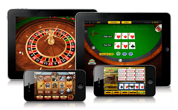 Mobile Gambling at NJ Online Casino